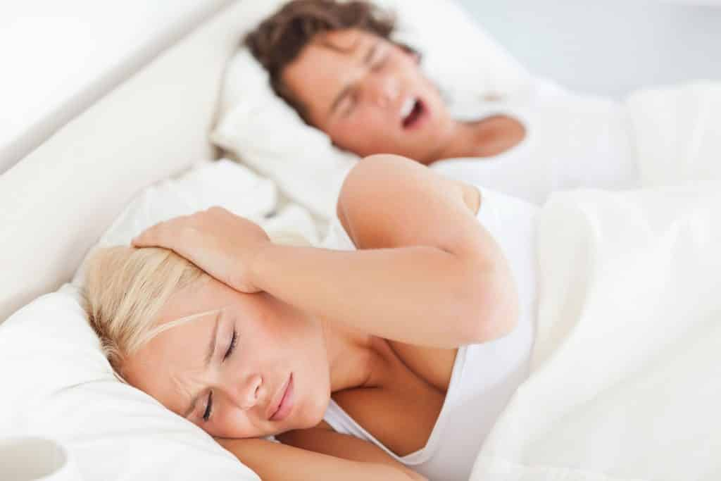 Signs Your Snoring Could be Sleep Apnea